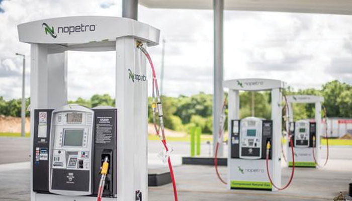Lynx, Nopetro finalize agreement for CNG fueling station