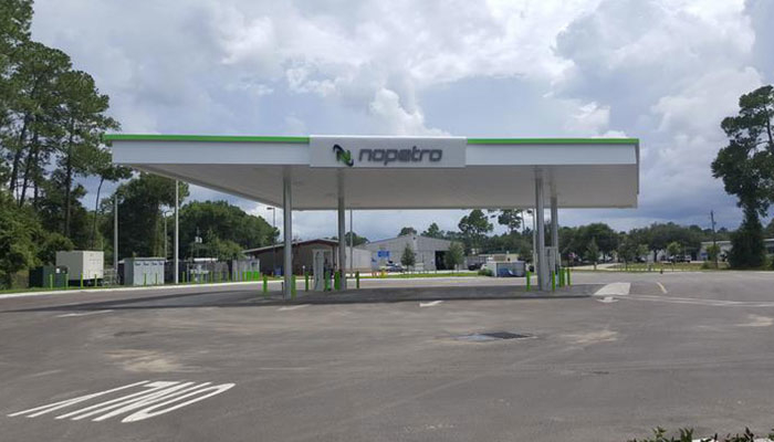 St. Johns County jumps into natural gas economy as first CNG facility opens