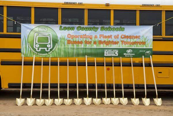 Public-Private CNG Partnership Yields Big Savings for Florida School District
